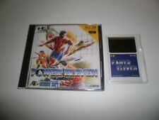 JEU NEC PC Engine Hu-CARD: POWER ELEVEN - Complet