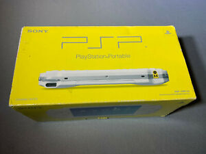 Sony PSP 1000 Ceramic White Japan Handheld Console Brand New