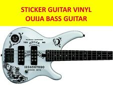 OUIJA BLACK BASS GUITAR KIRK METALLICA VISIT OUR STORE WITH MANY MORE MODELS