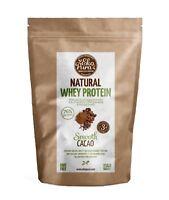 Ekopura Bio Whey Protein Cacao - Bio Zertifizierte MolkenEiweißpulver 500g
