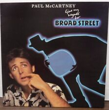 Paul McCarthy give my regard to broadway 33rpm AL39613   121816LLE#2