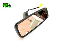 MGF / MG TF REAR VIEW MIRROR WITH COURTESY LIGHTS