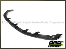 Performance Carbon Fiber Front Add On Lip For 13-16 IS300h IS250 IS350 F Sports