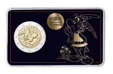 Coincard 2 Euros Commémorative France 2019 Asterix et Idéfix BU