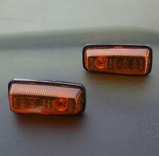 MERCEDES G GE GD ORANGE BLINKER SEITENBLINKER W460 W461 W463 amber side blinker