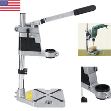 Electric Bench Drill Press Holder Grinder Bracket Table Stand Clamp Repair Tool