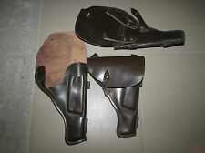 Soviet Russian officer The Holster for the TT - leather military uniform army