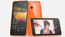 Nokia Lumia 635 Orange (RM-974) - Windows Phone Quad-Core - GPS - LTE - NEU