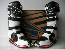 Axo Motocross Enduro Trail Boots 8 9 10 11 Rmz Kdx Kxf Yzf Xr Dr Exc Sxf Ec Beta