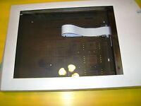 HP Hewlett Packard ScanJet 4100C C6290A Flatbed Scanner   w/ Adapter  Warranty