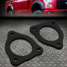 "FOR 2004-2017 FORD F150 2/4WD BLACK 1/2""FRONT TOP MOUNT LEVELING LIFT KIT SPACER"