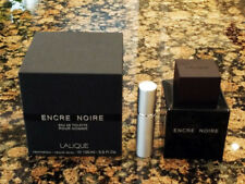 Lalique - Encre Noire EDT - 5ml Sample in Refillable Atomizer