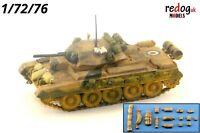 Redog 1:72/76 Crusader tank stowage kit