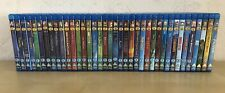 Disney Classics Blu Ray Bundle - Golden Oval Collection - 38 Blu Ray DVDs