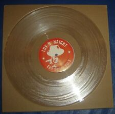 "AFRICAN ROOTS OF JAZZ THE HEALER DON'T BREAK CARLOS NINO 2013 CLEAR VINYL 12"" M-"