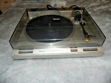VINTAGE PIONEER PL-740 DIRECT DRIVE FULL AUTOMATIC STEREO TURNTABLE