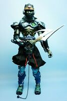 BBi CY Com Fireblade night Ninja 1:6th 12 inch collectable action Figure RARE
