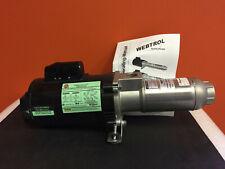 "Webtrol H10B4S16 10 GPM, 1"" FNPT, 3/4 HP Motor, EZ Series Booster Pump. New!"