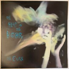 THE CURE THE HEAD ON THE DOOR LP WEA 1985 AUSTRALIAN PRESS RARE EX/EX PRO CLEAN