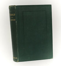 Alfred Lord Tennyson  'Harold'. Henry S. King & Co., London, 1877. 1st Edition
