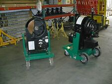 """NEW GREENLEE 854 855 QUAD SMART Conduit Pipe Bender PVC COATED SHOE GROUP 1/2-2"""""""