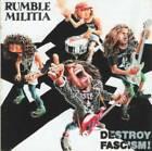 RUMBLE MILITIA - DESTROY FASCISM (1991) ...