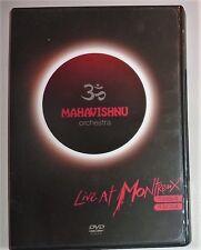 """DVD / MAHAVISHNO ORCHESTRA """"LIVE AT MONTREUX"""""""