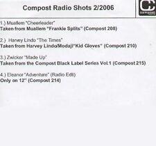 VARIOUS (MUALLEM/HARVEY LINDO/ZWICKER/ELEANOR) - Abono Radio Tomas