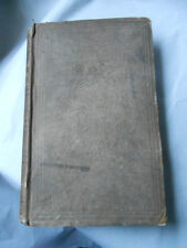 The Blithedale Romance Nathaniel Hawthorne 1853 1st Edition/1st Printing Ticknor