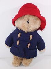 VINTAGE ORIGINAL 1981 EDEN ENGLAND STANDING PADDINGTON BEAR Plush Stuffed