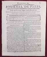 Club des Feuillants 1792 Amis de la Constitution Brunoy Révolution Française