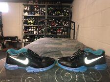 Nike Lunar TR1 Mens Running Training Shoes Size 11.5 Black Blue Purple