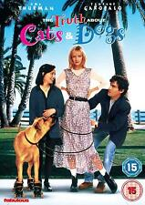 THE TRUTH ABOUT CATS AND DOGS (Region 2) DVD Uma Thurman