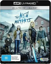 The New Mutants 4K Ultra HD + Blu-ray BRAND NEW Region B IN STOCK NOW
