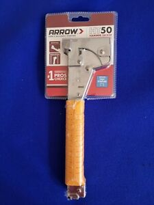 Arrow HT50 Professional Hammer Tacker one of the very best on the market
