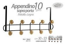 cc Set 100 Pezzi Appendini Attaccapanni Ganci Ad S in Metallo hmj