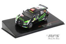 VW Polo GTI R5 Rallye Rally Monte Carlo 2020 Olivier Burri 1:43 IXO RAM 752 NEU