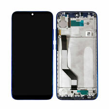 LCD Display+Touch Screen Digitizer+Blue Frame For Xiaomi Redmi Note 7/ Note7 Pro