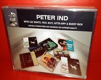 4 CD PETER IND - 8 CLASSIC ALBUMS - NUOVO NEW