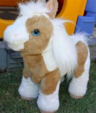 Fur Real Friend BABY Butterscotch Pony Horse ~ FurReal Electronic & Sounds
