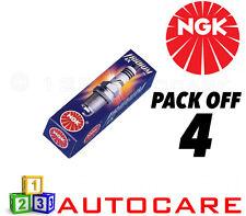 NGK Iridium IX Upgrade Spark Plug set - 4 Pack - Part Number: TR7IX No. 3690 4pk