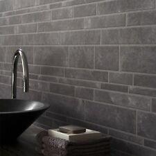 Tapete Graham & Brown / Tapete Steinoptik / Slate Tile 56440 / EUR 2,68/qm