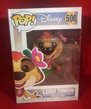 Funko Pop! Disney The Lion King: Luau Timon #500