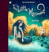 THE LITTLE MERMAID - METAPHROG (ADP) - NEW HARDCOVER BOOK