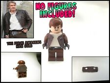 LEGO Star Wars Minifigure Lot TFA TLJ Han Solo Custom Cape Jacket Coat Cloth