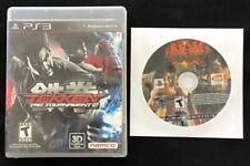 Tekken Tag Tournament 2 & Tekken 6 PlayStation 3 PS3 Lot Free Shipping