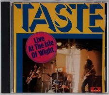 TASTE: Live at the Isle of Wright IMPORT Germany Prog Rock CD NM