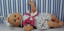 Vintage Eegee Goldberger Air Baby, Sleep Eyes doll
