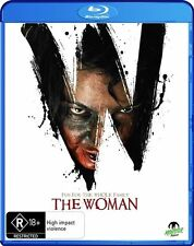 The Woman (Blu-ray, 2011)
