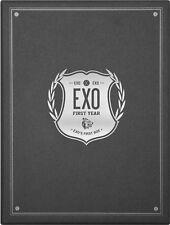 EXO - EXO'S FIRST BOX [DVD]  4 DVD + Earphone winder